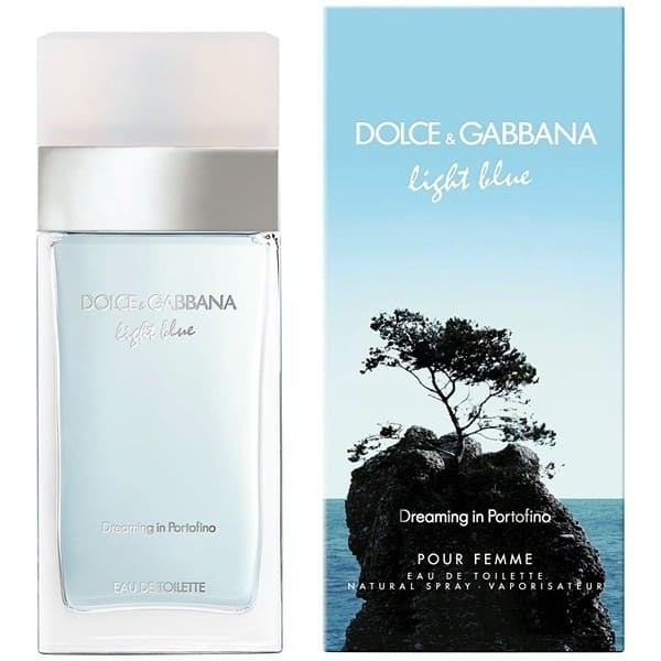 Light Blue Dreaming in Portofino Dolce Gabbana