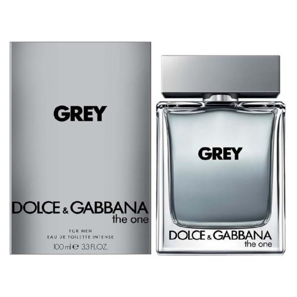 Dolce Gabbana The One Grey